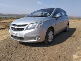 Used Chevrolet Sail car 2013 MT at low price