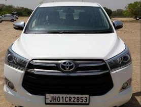 Toyota INNOVA CRYSTA 2.4 VX MT, 2017, Diesel for sale