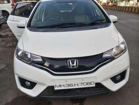 Honda Jazz 2015 MT for sale