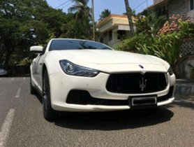 Used Maserati Ghibli AT car at low price