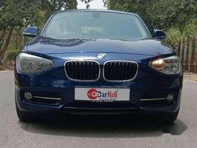 Used BMW 1 Series car 118d Sport Line AT at low price