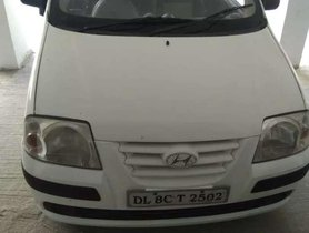 Used Hyundai Santro Xing MT car at low price