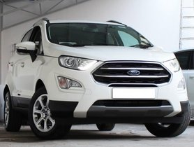 2018 Ford EcoSport 1.5 Petrol Titanium AT for sale at low price