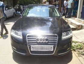 2011 Audi A6 AT for sale at low price