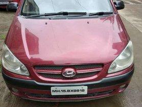 Used Hyundai Getz car MT at low price