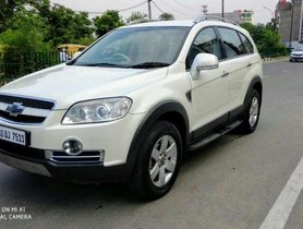 Used Chevrolet Captiva LT 2011 MT for sale