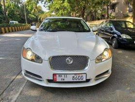 Used Jaguar XF Diesel AT car at low price