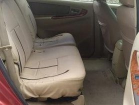 2008 Toyota Innova MT 2004-2011 for sale at low price
