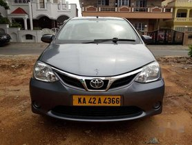 Toyota Etios GD, 2015, Diesel MT for sale