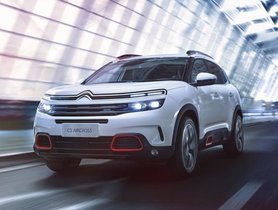All-new Mid-Size SUV From Citroen To Rival Hyundai Creta