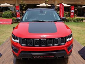 Jeep Compass Trailhawk Bookings Open From June 11, Launch To Happen In July 2019