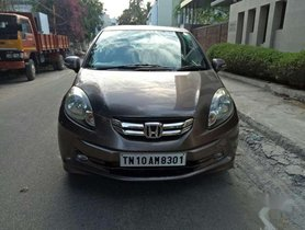 2013 Honda Amaze MT for sale at low price