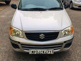 Used Maruti Suzuki Alto K10 car 2013 LXI MT at low price