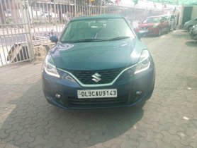 Used 2016 Maruti Suzuki Baleno Alpha 1.2 Petrol MT for sale in New Delhi
