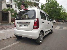 2012 Maruti Suzuki Wagon R LXI CNG Petrol MT for sale in New Delhi
