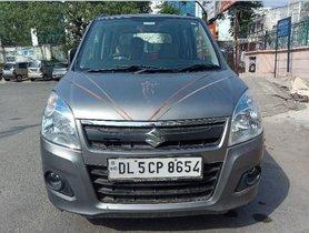 2018 Maruti Suzuki Wagon R  VXI AMT Petrol for sale in New Delhi