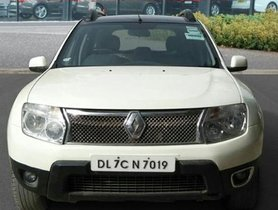 2013 Renault Duster RxZ Diesel MT for sale in New Delhi