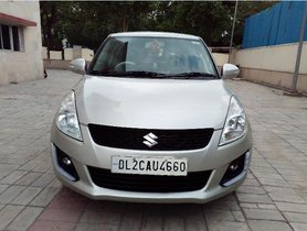 2014 Maruti Suzuki Swift ZXI Petrol MT for sale in New Delhi