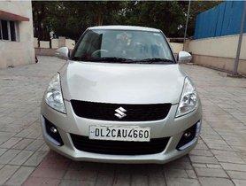 2014 Maruti Suzuki Swift ZXI Petrol MT for sale in New Delhi
