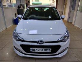 2015 Hyundai Elite i20 Sportz 1.4 CRDi DIesel MT for sale in New Delhi