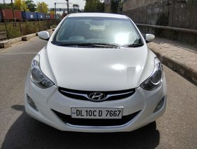 2013 Hyundai Elantra SX Petrol MT for sale in New Delhi
