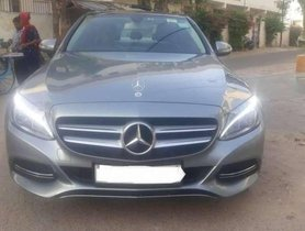 Mercedes Benz C-Class 2016 AT for sale