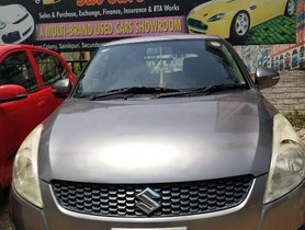 Used Maruti Suzuki Swift car ZDI MT at low price