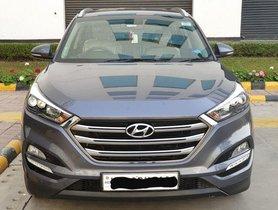 Hyundai Tucson 2.0 Dual VTVT 2WD MT 2018 for sale