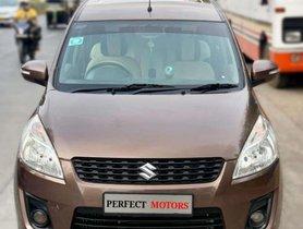 Maruti Suzuki Ertiga 2014 VDI MT for sale