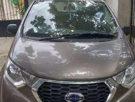 Used Datsun GO car MT for sale at low price