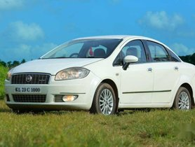 Used Fiat Linea car 2010 MT at low price