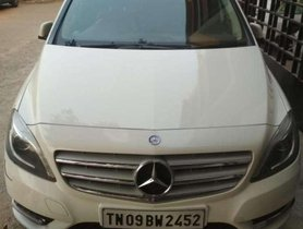 2014 Mercedes Benz B Class AT for sale at low price