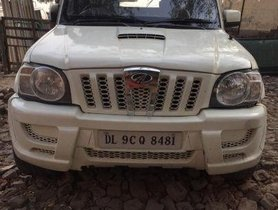 Mahindra Scorpio VLX 2WD BSIII  MT 2009 for sale