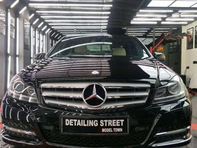 Mercedes Benz C Class AT 2012 for sale