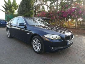 2013 BMW 5 Series AT for sale at low price