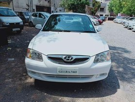 Used Hyundai Accent car GLS MT 1.6 at low price
