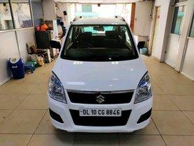 2016 Maruti Suzuki Wagon R LXI Petrol CNG MT for sale in New Delhi