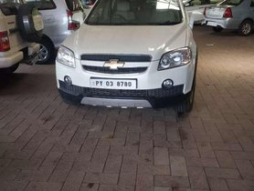 Used 2011 Chevrolet Captiva MT for sale