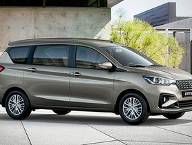 Toyota-badged Ertiga Likely To Be Priced Competitively In India