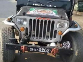 Used Mahindra Thar 2005 MT car at low price