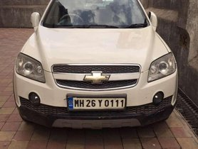 Used Chevrolet Captiva car 2010 MT at low price