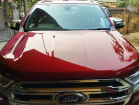 Used Ford Endeavour MT car at low price