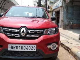 Used 2017 Renault KWID MT for sale