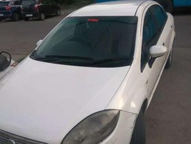 Used Fiat Linea car MT at low price