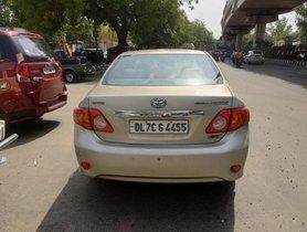 Toyota Corolla Altis GL MT 2008 for sale