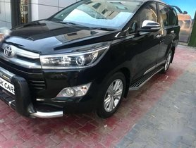 Used 2016 Toyota Innova Crysta AT for sale