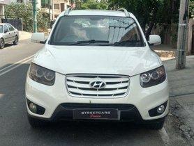 Hyundai Santa Fe 4X4 MT for sale