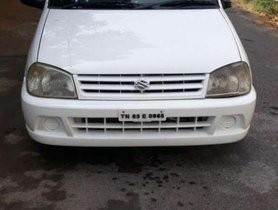 Used Maruti Suzuki Zen car MT at low price