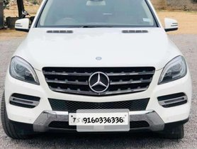 2014 Mercedes Benz M Class AT for sale