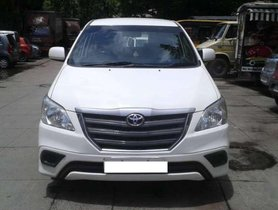 Toyota Innova 2.5 GX 7 STR 2015 MT for sale